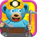 A Despicable Bears Gold Rush - Free Rail Miner Game
