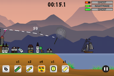 Screenshot iSandcastle