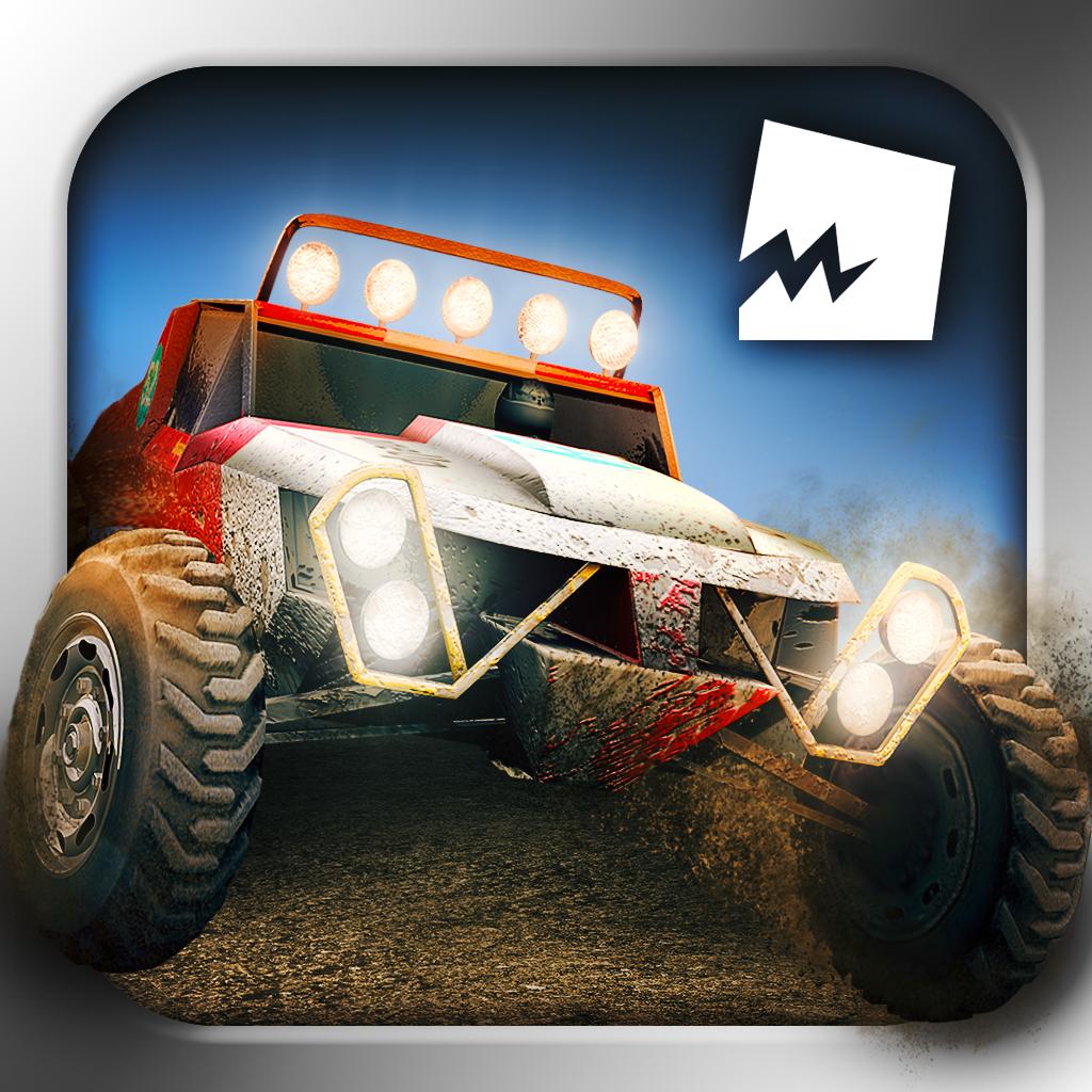 Uber Racer 3D - Sandstorm iOS